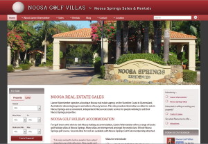 Noosa Springs Villas for Sale and Rent