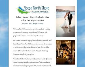 Noosa North Shore Retreat